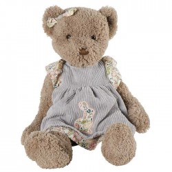 "Peluche "" Ours gris """