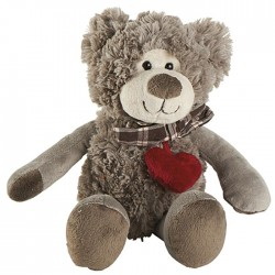 "Peluche "" Ours brun """