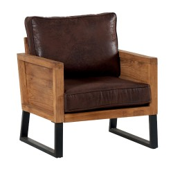 "Fauteuil "" teck """