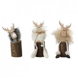 "Caribou "" rigolo "" décoratif"