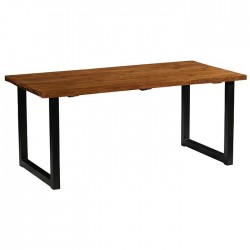 """Tables bois recyclé """"ilo""""..."""