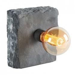 Lampe en pierre...