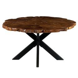 """Table de repas ronde  """"..."""