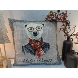 "Coussin  ""Mister Dandy"""